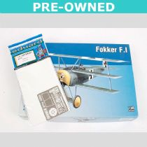 Fokker F.I 'Weekend Edition' PLUS £13 of etched